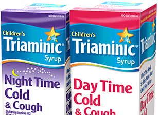 Help Your Kids Feel Better Triaminic Products
